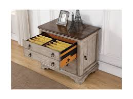 flexsteel wynwood collection plymouth cottage lateral file cabinet