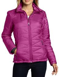 columbia morning light jacket columbia women s morning light insulated omni heat jacket pink new