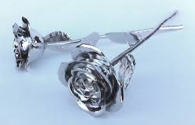silver roses gold roses real roses dipped in 24kt gold delivered