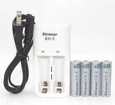 can you use regular batteries in solar lights 4pcs etinesan 600mah 14500 lifepo4 3 2v aa li ion rechargeable