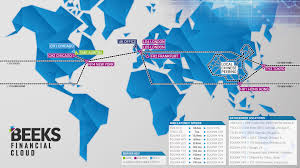 Aurora Map Beeks Network And Locations Beeks Financial Cloud