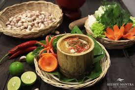 mantra cuisine keeree mantra restaurant กาญจนบ ร ทานอาหารอร อยๆท ามกลางบรรยากาศ