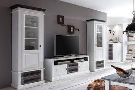 Wohnzimmerschrank Fichte Gebraucht Wohnwand Vintage Look Cabana W01 1 Jpg