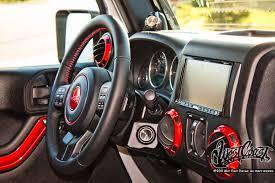 Jk Interior Design by Custom Interior Jeep Wrangler Google Search Jeep Wrangler
