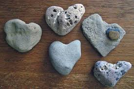 heart shaped items things we loulies