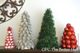 how to make dollar store trees one project closer