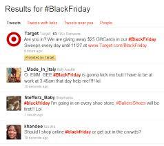 target black fridayget black friday hours social success stories november 2010