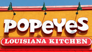 did you there is only one popeyes buffet left in the world