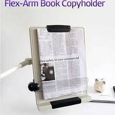 book reading stand for desk qoo10 book copy holder stationery supplies