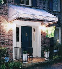 Small Awning Over Back Door Door Awnings Canvas And Door Awnings And Canopies U2013 Home Design