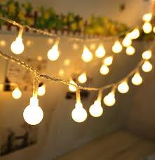 Outdoor Battery Light by Online Get Cheap Led Ball Light Outdoor Aliexpress Com Alibaba