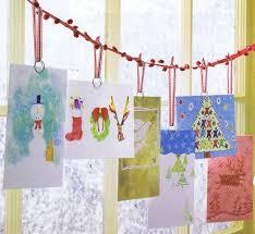 Christmas Cards Ideas by Creative Christmas Card Display Ideas