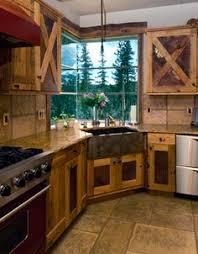 Barn Door Style Kitchen Cabinets Barn Door Style Cabinet Doors Pinteres