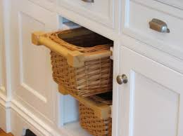 what does the inside of your kitchen cabients look like