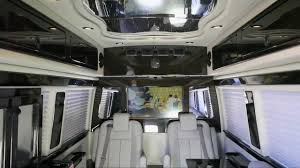 luxury mercedes van mercedes benz custom executive sprinter van youtube