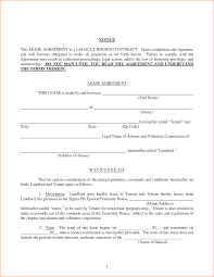 room new simple lease agreement for renting a room home design