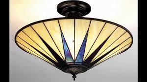 Art Deco Light Fixture Best Art Deco Ceiling Light Youtube