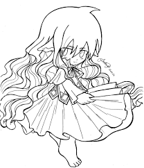 fairy tail coloring pages chibi virtren com