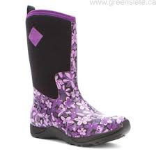 womens purple boots size 12 price canada s shoes boots the original muck boot