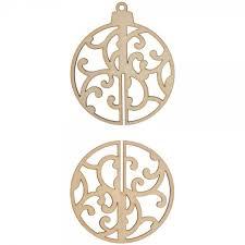 3d wood ornament by kaisercraft
