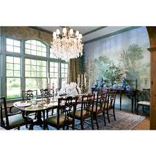 traditional victorian colonial sumptuous dining room photos