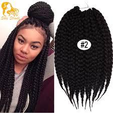 crochet braids 12 18 crochet jumbo box braids extensions 12roots havanna