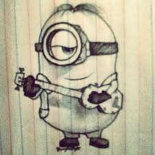 minion art sketch minions on instagram