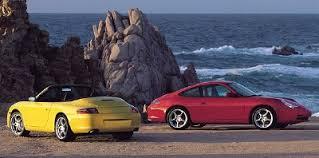 2002 porsche 911 convertible for sale 2002 2004 porsche 911 4 4s and targa