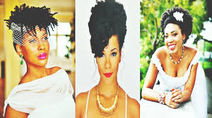 trendy wedding hairstyles for black african american women youtube