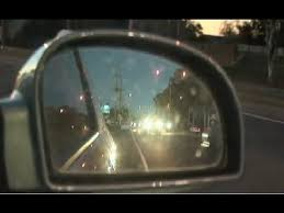 Autobahn Blind Spot Mirror New Mirror That Does Not Have Blind Spots Youtube
