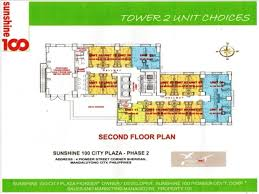 sunshine 100 city plaza pioneer tower 2 dne realty