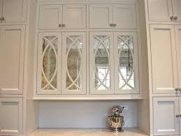 Kitchen Cabinet Insert Custom Framed Mirrors