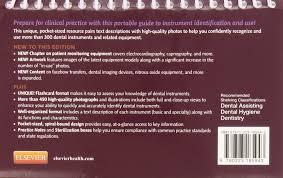 dental instruments a pocket guide linda bartolomucci boyd cda