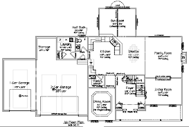 custom floor plans home design