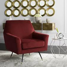 fox6270a accent chairs furniture by safavieh