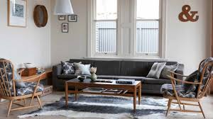 Retro Style Living Room Furniture Living Room Vintage Decoration Living Room Retro Curtains For
