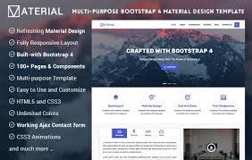 100 bootstrap html5 business corporate templates