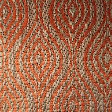 Orange Curtain Material Mulberry Home Heirloom Weaves Upholstery Fabric Haslam Paprika