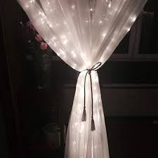 Wedding Garden Decor Cheap 3m 3m 300 Leds Window Curtain Icicle Lights String Fairy