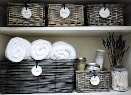 clean and tidy linen closet ideas interior decorations