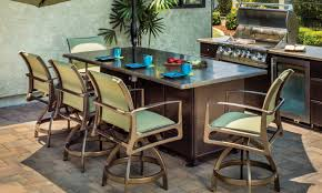 Patio Furniture Bar Set - furniture inexpensive craigslist patio furniture for patio