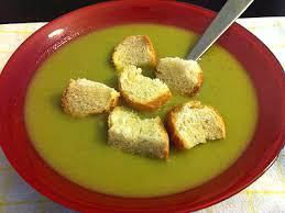 recettes de cuisine avec le vert du poireau soupe de fanes de poireaux pommes de terre la cuisine des jours