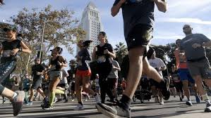 downtown l a records thanksgiving since 1877 la times