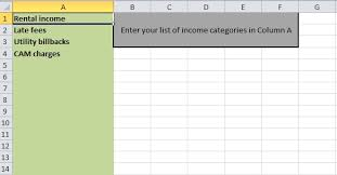 Landlord Spreadsheet Free Expense Tracking Spreadsheet For Your Rentals We Ve Updated