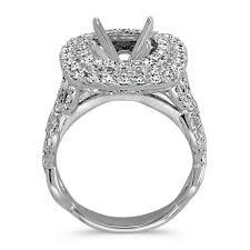 swirl engagement rings diamond halo swirl engagement ring shane co