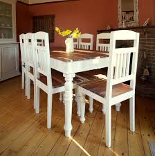 shabby chic dining room table provisionsdining com