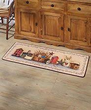 Kitchen Scatter Rugs Country Kitchen Rugs Ebay
