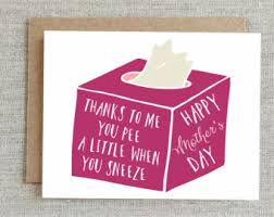mature mother u0027s day card funny card for mom funny