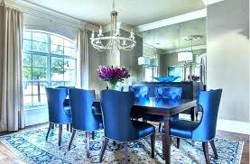Blue Upholstered Dining Chairs Blue Upholstered Dining Chairs Blue Velvet Dining Chairs Navy Blue