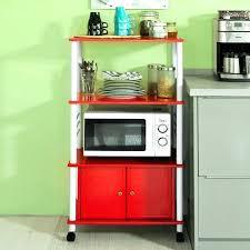 cuisine micro ondes meuble micro onde cuisine meuble rangement cuisine roulant en bois